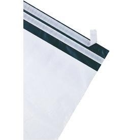 DEBATIN Versandtasche DEBAPOST™, mit Falte, 90 mm, o.Fe., hk, 390x430mm, weiß