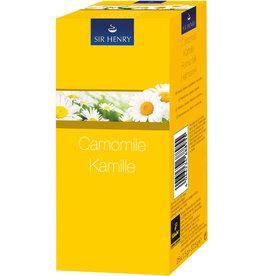 SIR HENRY Kräutertee Kamille, Beutel aromaversiegelt, 25 x 1,5 g