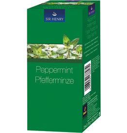 SIR HENRY Kräutertee Pfefferminze, Beutel aromaversiegelt, 25 x 2,25 g