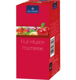 SIR HENRY Früchtetee Früchtetee, Beutel aromaversiegelt, 25 x 3 g