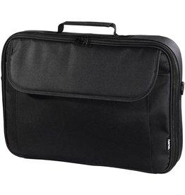 hama Laptoptasche Montego, Polytex, D: 43,94 cm, 45 x 7,5 x 33 cm, schwarz