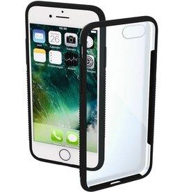 hama Smartphonerahmen Frame, f.iPhone7/8/SE(2020), farblos/schwarz, tr