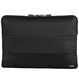 hama Laptoptasche Toronto, Nylon, D: 33,78 cm, 37 x 2,5 x 27 cm, schwarz