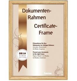 hama Bilderrahmen Phoenix, Reflex, 21 x 29,7 cm, Holzrahmen, eiche