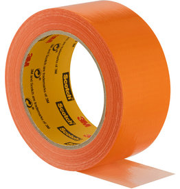 Scotch Klebeband High Visibility, selbstklebend, 48 mm x 25 m, orange