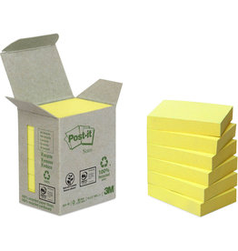 Post-it Haftnotiz RC, 51 x 38 mm, gelb, 100 Blatt