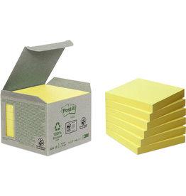 Post-it Haftnotiz RC, 76 x 76 mm, gelb, 100 Blatt