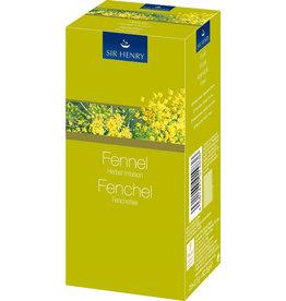 SIR HENRY Kräutertee Fenchel, Beutel aromaversiegelt, 25 x 2,5 g