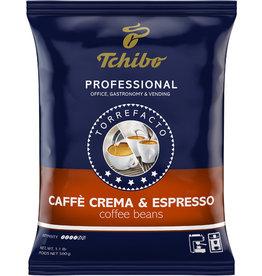 Tchibo Kaffee PROFESSIONAL TORREFACTO, CAFFÈ CREMA & ESPRESSO, ganze Bohne