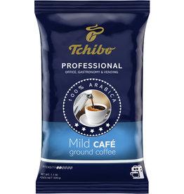 Tchibo Kaffee PROFESSIONAL, Mild CAFÉ, koffeinhaltig, gemahlen, Packung