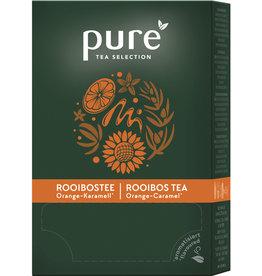 pure TEA SELECTION Rooibostee, Orange/Karamell, Beutel, 25 x 3 g