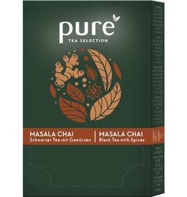 pure TEA SELECTION Schwarztee, Masala Chai, Beutel, 25 x 2,5 g