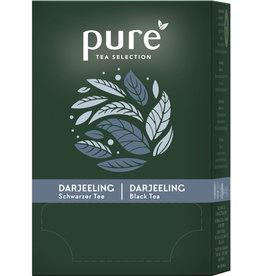 pure TEA SELECTION Schwarztee, Darjeeling, Beutel, 25 x 2,5 g