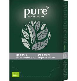 pure TEA SELECTION Schwarztee, Bio, Klassik, Beutel, 25 x 2,5 g