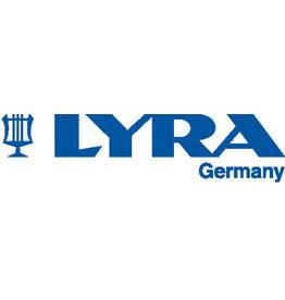 LYRA Bleistift Pro Natura Office, sechseckig, HB, Schaft: natur