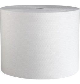 Wischtuch, auf Rolle, 500 Tücher, 30 x 38 cm, weiß