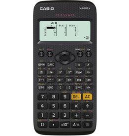 Casio Taschenrechner, FX-82DE X, Batteriebetrieb, 17+10stellig, 1zeilig
