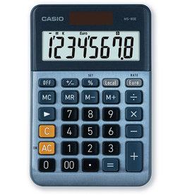 Casio Tischrechner, MS-80E, angewinkeltes Display, 8stellig