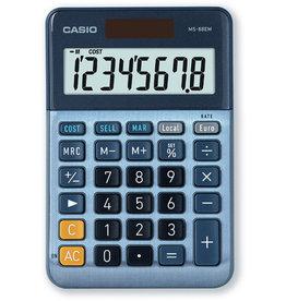 Casio Tischrechner, MS-88EM, angewinkeltes Display, 8stellig