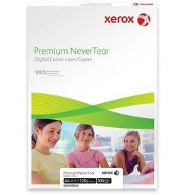 Xerox Laserfolie Premium NeverTear, A4, 0,12mm, weiß, opak, matt