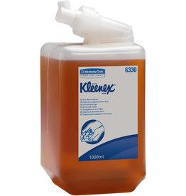 Kleenex Handreiniger, ultra, Nachf., flüssig, 6x1l, bernstein