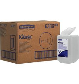 Kleenex Handreiniger, antibakteriell, flüssig, Flasche, 6x1l