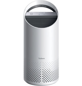 TruSens Luftreiniger Z-1000, für kleine Räume, 20 x 20 x 46 cm, weiß