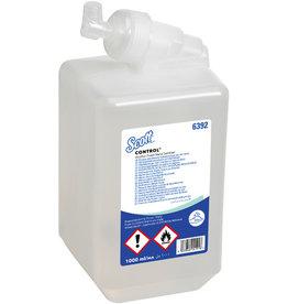Scott Handdesinfektion CONTROL™, Schaum, Flasche, parfümfrei, farblos