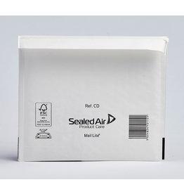 Mail Lite Luftpolstertasche, hk, Typ: CD, 200x170mm, i: 180x160mm, Papier, weiß