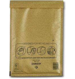 Mail Lite Luftpolstertasche, hk, Typ: F/3, 240x340mm, i: 220x330mm, Papier, gold