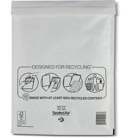 Mail Lite Luftpolstertasche, hk, Typ: G/4, 250x340mm, i: 230x330mm, Papier, weiß