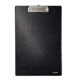 Esselte Schreibplatte, PP-kaschiert, Klemme kurze S., A4, 23,2x34cm, schwarz