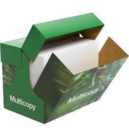 MultiCopy Multifunktionspapier, A4, 80 g/m², 4fach Lochung, weiß, ungeriest