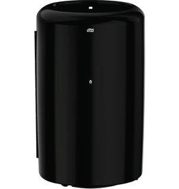 TORK Abfalleimer Elevation, Kunststoff, 50 l, 389 x 289 x 629 mm, schwarz