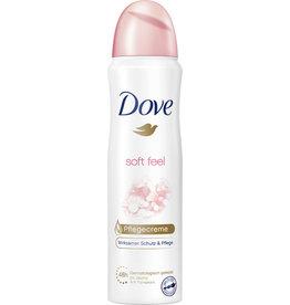 Dove Deo soft feel, Sprühdose, pudrig