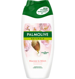 Palmolive Duschgel NATURALS, mit Feuchtigkeitsmilch, Mandel & Milch