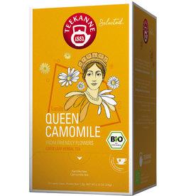 TEEKANNE Kräutertee Queen Camomile, Kamille, Beutel aromaversiegelt, 20 x 1,2 g