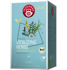 TEEKANNE Kräutertee Vitalizing Herbs, Bio, Beutel aromaversiegelt, 20 x 2 g
