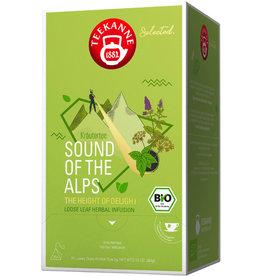 TEEKANNE Kräutertee SOUND OF THE ALPS, Bio, Beutel aromaversiegelt, 20 x 2 g