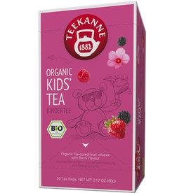 TEEKANNE Früchtetee ORGANIC KIDS' TEA, Beutel kuvertiert, 20 x 3 g