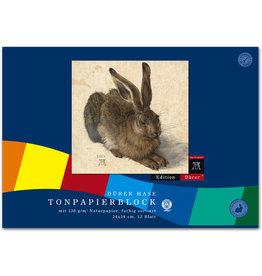 Edition Dürer Tonzeichenblock, 24 x 34 cm, 130 g/m², 12 Blatt