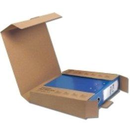 Pressel Versandkarton, für 1 Ordner, Wellpappe, i: 323 x 291 x 35 mm