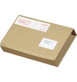 Pressel Versandkarton Multi-Mail, Wellpappe, Haftklebeverschluss, braun