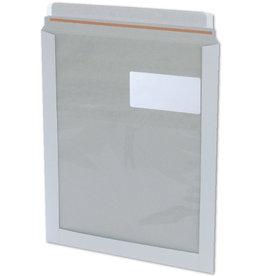 Pressel Versandtasche, selbstklebend, C4, 317 x 229 mm, Duplexkarton, weiß
