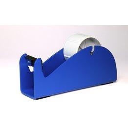 Tischabroller TA 100 / 50, für Rollen bis 50 mm, Kern-Ø: 76 mm, blau