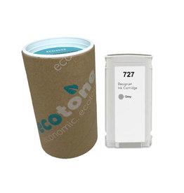 Ecotone HP 727 (B3P24A) ink grey 130ml (Ecotone)