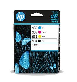 HP HP 934/935 (6ZC72AE) ink c/m/y/bk 4x400 pages (original)