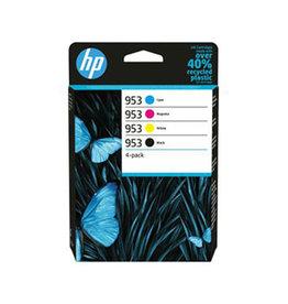 HP HP 953 (6ZC69AE) ink clr 3x700 + bk 1x1000 pages (original)