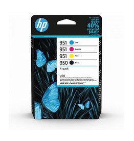 HP HP 950/951 (6ZC65AE) ink 3x700+1x1000 pages (original)
