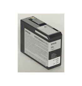 Epson Epson T5801 (C13T580100) ink photo black 80ml (original)